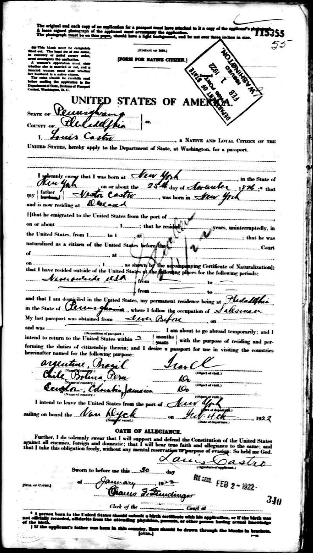 Castro_Passport_1