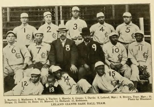 Leland Giants 1905