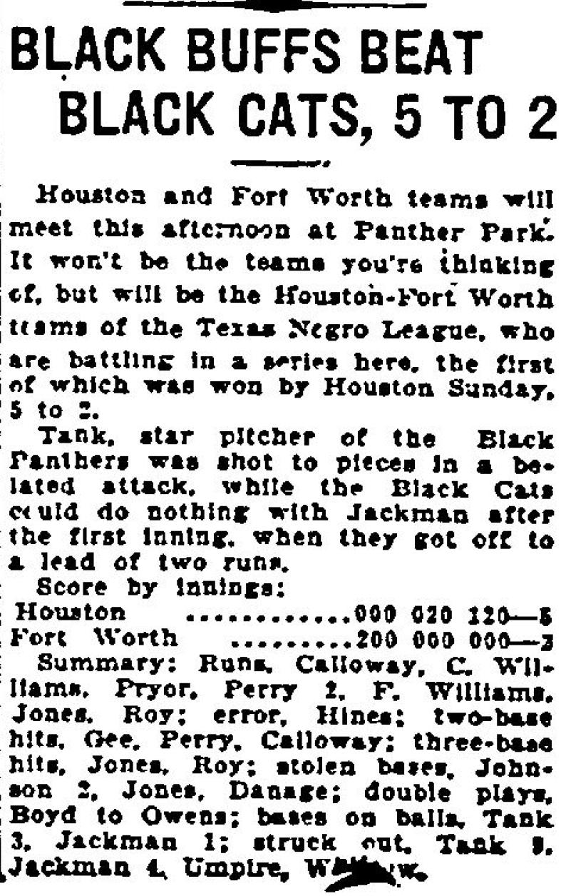 Ft Worth Star Telegram 6-6-1921_p6