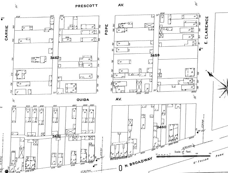6100 North Broadway_1908