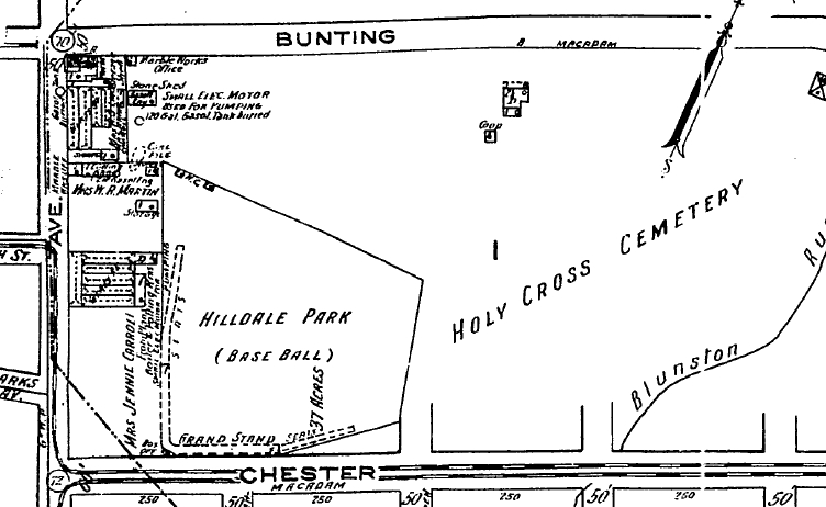 Hilldale Park-1919