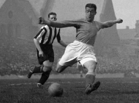 Dixie Dean in Action