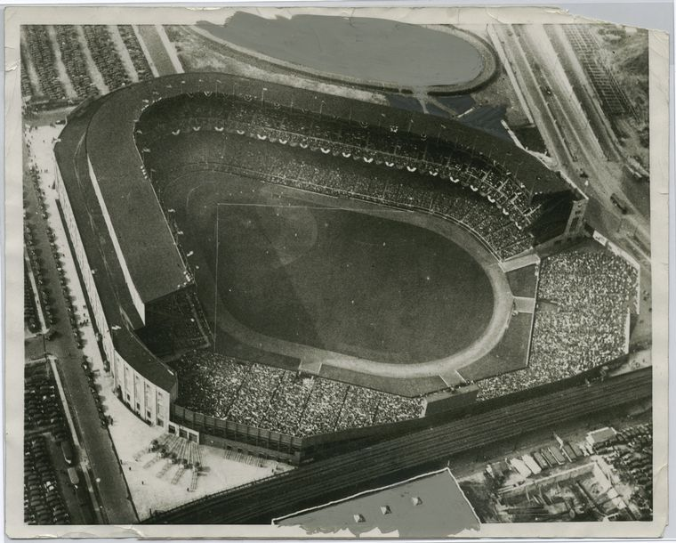 Yankee Stadium Late 1920s