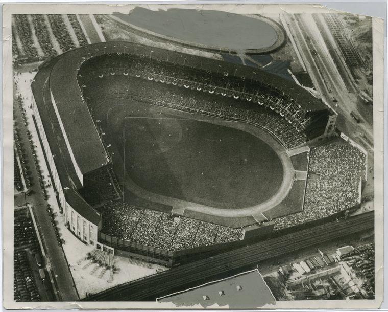 Yankee Stadium Late 1920s