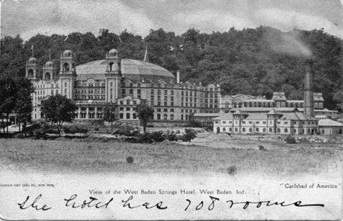 Westbadenspringshotel