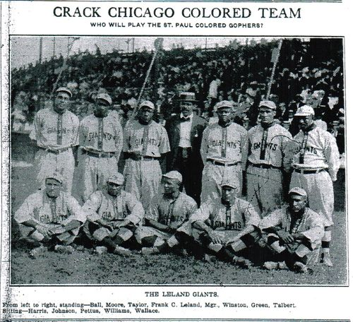 Chicago Giants_1910