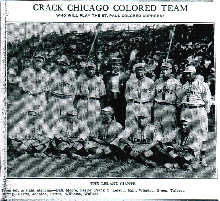 Chicago Giants_1910