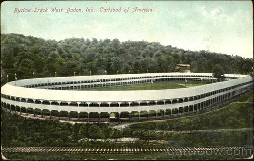 West Baden Ballpark_1911