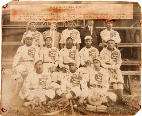 1910 Stars of Cuba