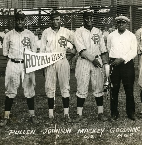 Royal Giants in Japan_1927