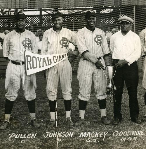 Royal Giants in Japan_1927