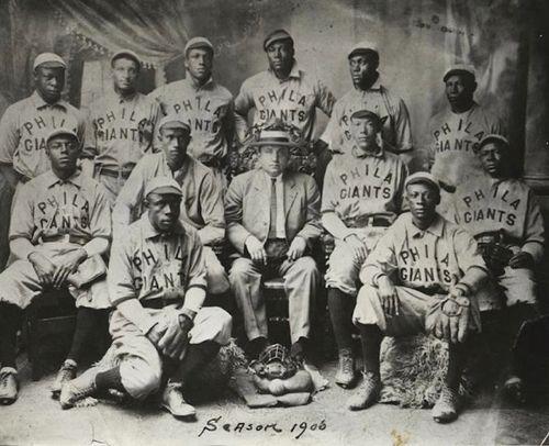 Philadelphia giants_1909
