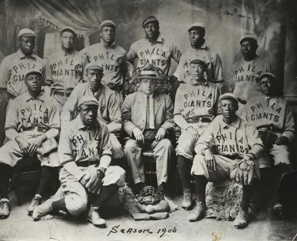 Philadelphia giants_1909