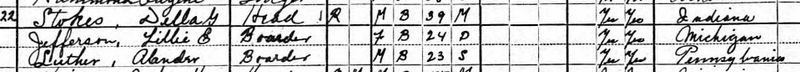 Luther_1920 census_Dayton