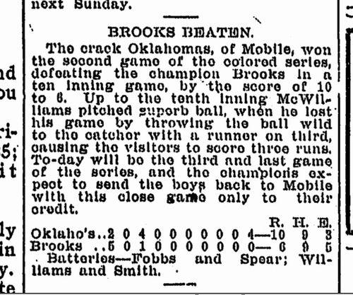 1904 04 19 New Orleans Item p 6