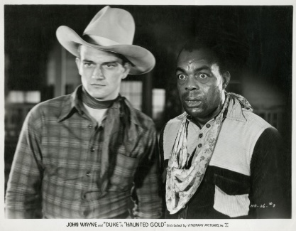 John wayne_blue washington_haunted gold-1932