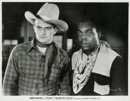 John wayne_blue washington_haunted gold-1932