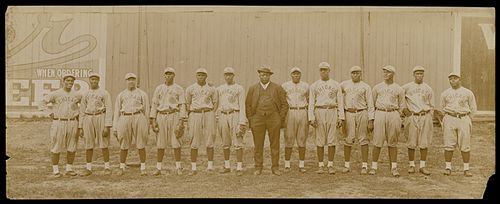 American Giants_1916_Vancouver