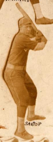 Santop at bat
