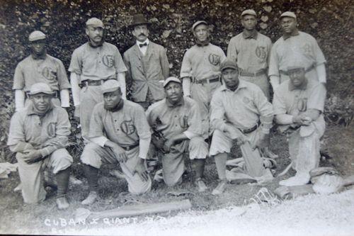 Cubans X Giants 1905