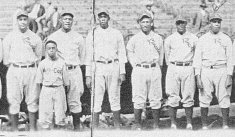1930 Lincoln Giants
