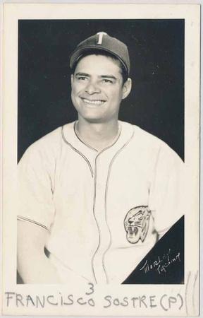 Francisco Sostre_1946 Tacoma Tigers