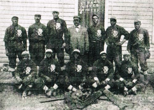 St Paul Gophers_1909