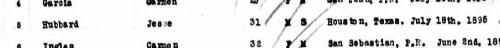 Coamo_San Juan to New York_1927-2-14