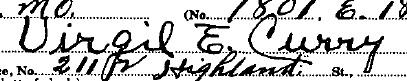 Virgil Curry_death certificate