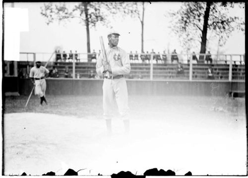 Topeka Jack Johnson_Chicago Union Giants_1905