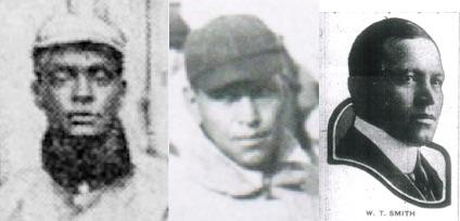 Agate Type: Philadelphia Giants, 1902