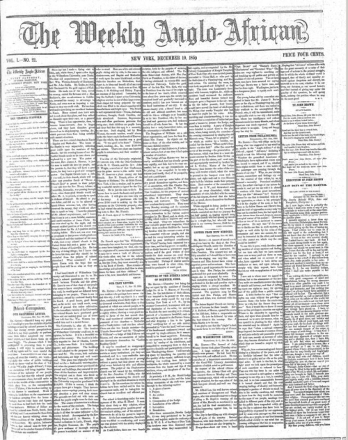 Weekly Anglo-African_1859-12-10_p1
