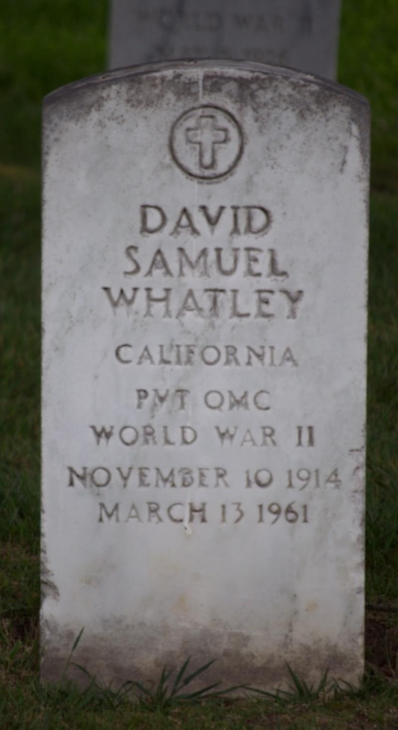 Whatley_David_gravestone