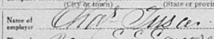 Tusa from Walter Davis-WW1_1918