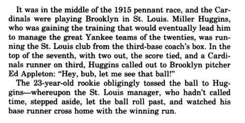 Okrent_Baseball Anecdotes_p72