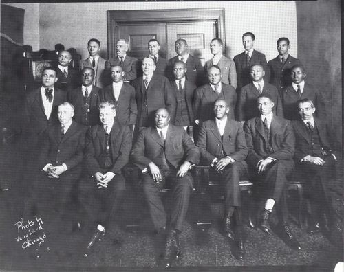 1922 NNL Winter Meeting