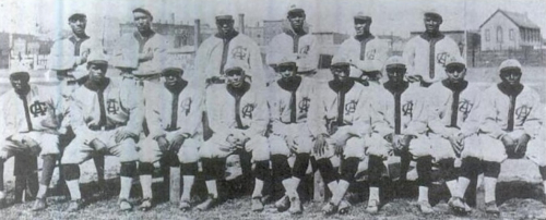 Chicago American Giants_1914