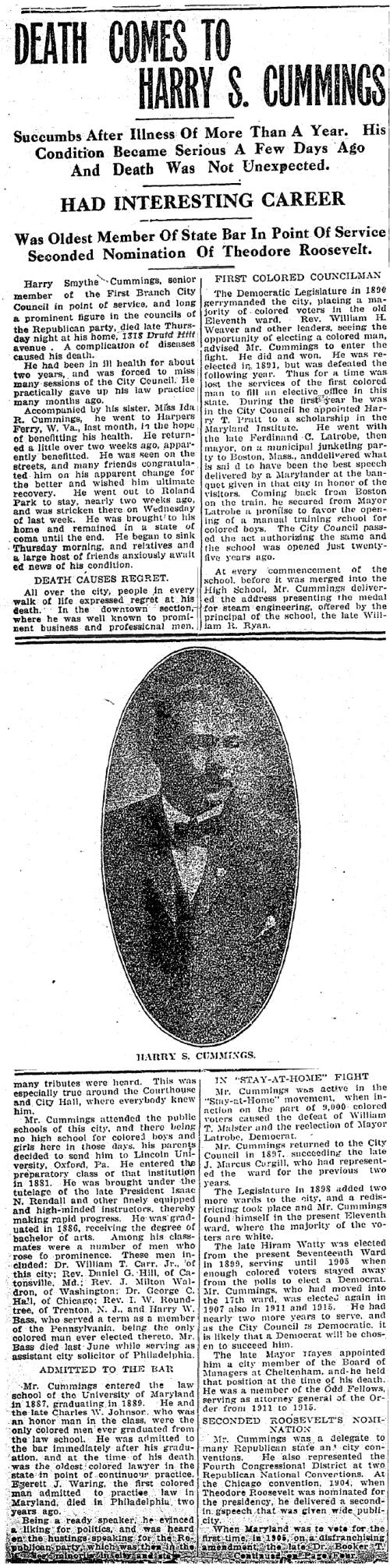 Baltimore Afro-American_1917-9-8_p1