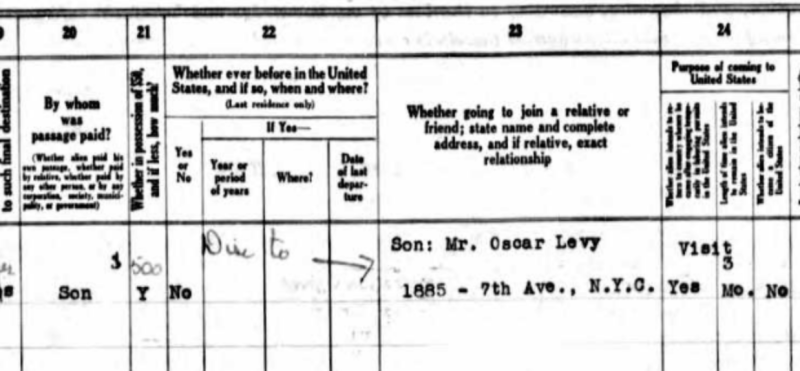 Foreman_Passenger List_1936_p2