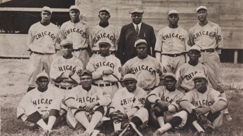 Chicago American Giants_1919